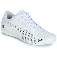 Obuća Muškarci  Niske tenisice Puma BMW DRIFT CAT 5 ULTRA.WHT Bijela