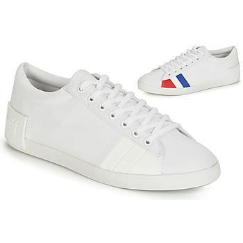 Obuća Žene  Niske tenisice Le Coq Sportif FLAG Bijela