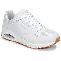 Obuća Žene  Niske tenisice Skechers UNO Bijela