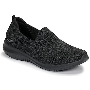 Obuća Žene  Slip-on cipele Skechers ULTRA FLEX Crna