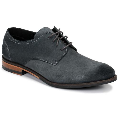 Obuća Muškarci  Derby cipele Clarks FLOW PLAIN Siva