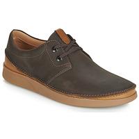 Obuća Muškarci  Derby cipele Clarks OAKLAND LACE Smeđa