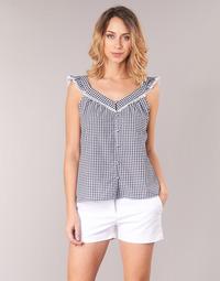 Odjeća Žene  Topovi i bluze Betty London KORANE Crna / Bijela