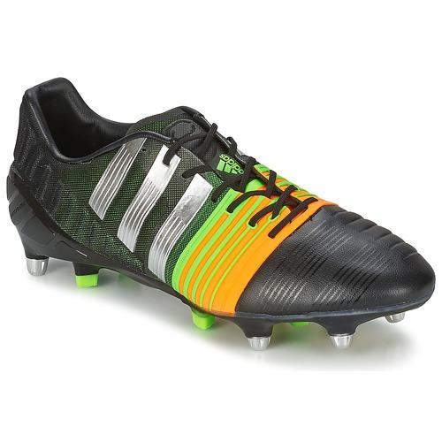 Obuća Muškarci  Nogomet adidas Performance NITROCHARGE 1.0 SG Crna / Žuta