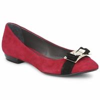 Obuća Žene  Balerinke i Mary Jane cipele Alberto Gozzi CAMOSCIO RUBINO Crvena