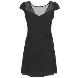 Odjeća Žene  Kratke haljine Naf Naf KLAK Crna