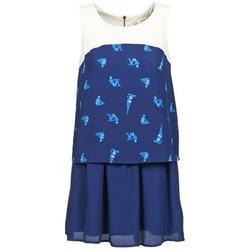 Odjeća Žene  Kratke haljine Naf Naf LIBAIN Blue