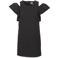 Odjeća Žene  Kratke haljine Naf Naf X-KARLI Crna