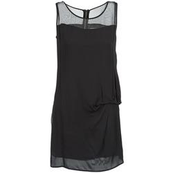 Odjeća Žene  Kratke haljine Naf Naf X-LAMO Crna