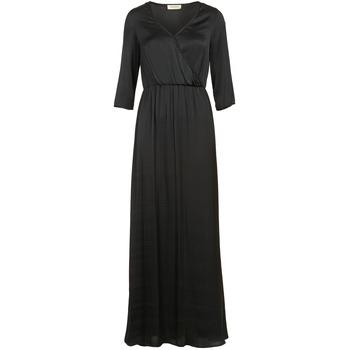 Odjeća Žene  Duge haljine Naf Naf X-MAYOU Crna