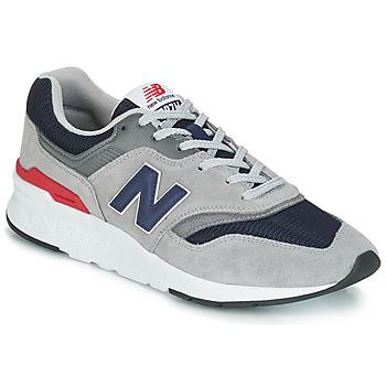 Obuća Muškarci  Niske tenisice New Balance CM997 Siva