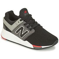 Obuća Dječak  Niske tenisice New Balance GS247 Crna