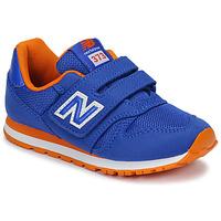 Obuća Djeca Niske tenisice New Balance YV373 Blue