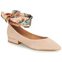 Obuća Žene  Balerinke i Mary Jane cipele Karston KEBEC Ružičasta