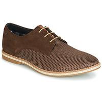 Obuća Muškarci  Derby cipele Base London KINCH Smeđa