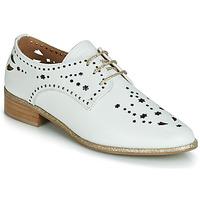 Obuća Žene  Derby cipele André THADDEUS Bijela