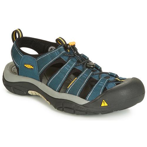 Obuća Muškarci  Sportske sandale Keen NEWPORT H3 Blue