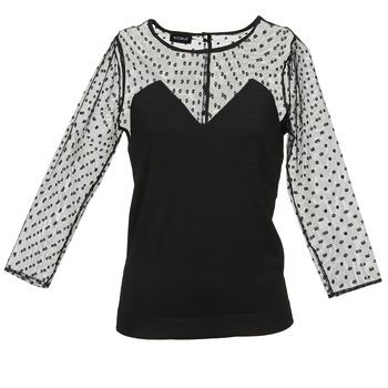 Odjeća Žene  Puloveri Kookaï FERMULE Crna