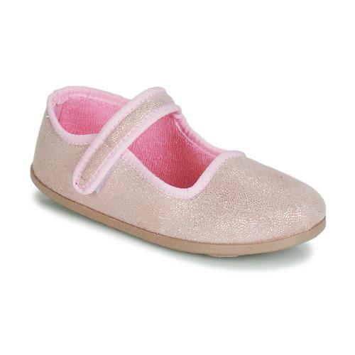 Obuća Djeca Balerinke i Mary Jane cipele André VIOLINE Ružičasta