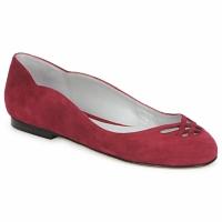Obuća Žene  Balerinke i Mary Jane cipele Fred Marzo MOMONE FLAT Bordo