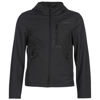 Odjeća Muškarci  Kratke jakne Geox TIRPIRUTE Crna