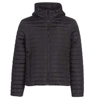 Odjeća Muškarci  Pernate jakne Geox TIRPIRUNE Crna