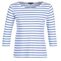 Odjeća Žene  Majice dugih rukava Armor Lux YAYAROULE Bijela / Blue