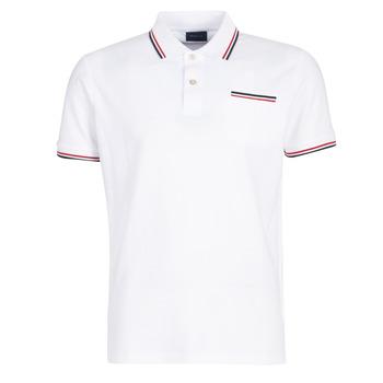 Odjeća Muškarci  Polo majice kratkih rukava Gant COL TIPPING PIQUE Bijela