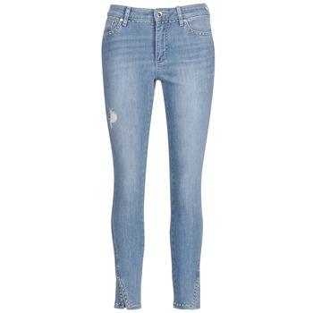 Odjeća Žene  Traperice 3/4 i 7/8 Armani Exchange HELBIRI Blue / Svijetla