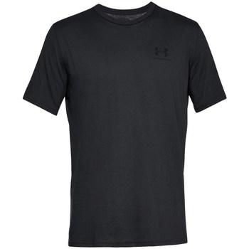Odjeća Muškarci  Majice kratkih rukava Under Armour Sportstyle Left Chest Crna