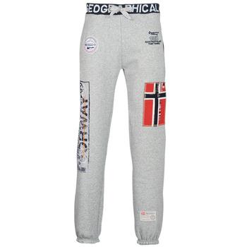 Odjeća Muškarci  Donji dio trenirke Geographical Norway MYER Siva