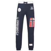 Odjeća Muškarci  Donji dio trenirke Geographical Norway MYER Blue