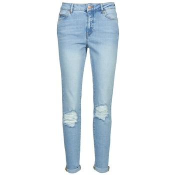 Odjeća Žene  Slim traperice Noisy May KIM Blue / Svijetla