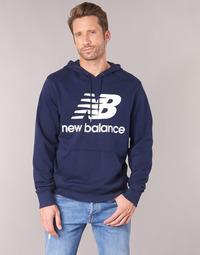 Odjeća Muškarci  Sportske majice New Balance NB SWEATSHIRT Blue