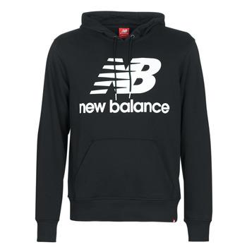 Odjeća Muškarci  Sportske majice New Balance NB SWEATSHIRT Crna