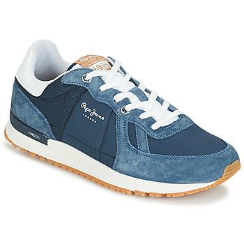 Obuća Muškarci  Niske tenisice Pepe jeans TINKER PRO Blue