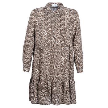 Odjeća Žene  Kratke haljine Betty London JECREHOU Bež / Smeđa