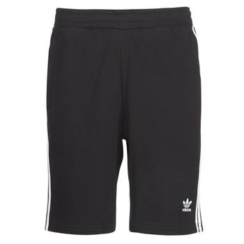 Odjeća Muškarci  Bermude i kratke hlače adidas Originals 3 STRIPE SHORT Crna