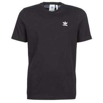 Odjeća Muškarci  Majice kratkih rukava adidas Originals ESSENTIAL T Crna