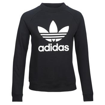Odjeća Žene  Sportske majice adidas Originals TRF CREW SWEAT Crna