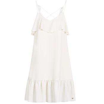 Odjeća Žene  Kratke haljine Les Petites Bombes AZITARBE Bijela