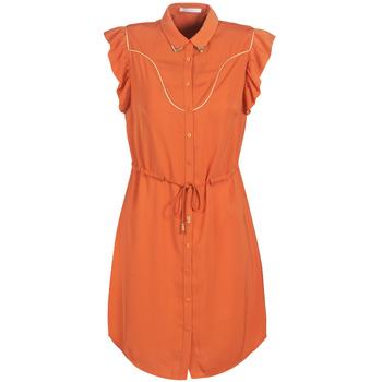 Odjeća Žene  Kratke haljine Les Petites Bombes AZITARTE Korálová