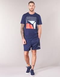 Odjeća Muškarci  Bermude i kratke hlače Puma WOVEN SHORT Blue