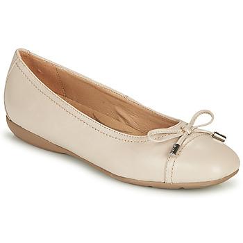 Obuća Žene  Balerinke i Mary Jane cipele Geox D ANNYTAH Taupe