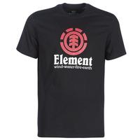 Odjeća Muškarci  Majice kratkih rukava Element VERTICAL SS Crna