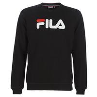 Odjeća Sportske majice Fila PURE Crew Sweat Crna