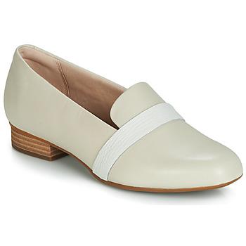 Obuća Žene  Balerinke i Mary Jane cipele Clarks JULIET ARIEL Nude