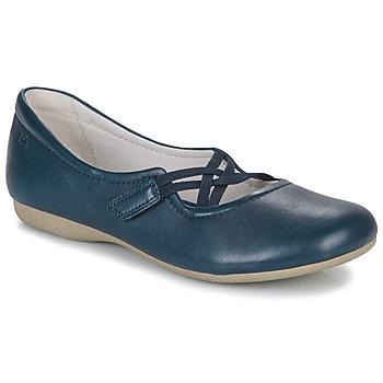 Obuća Žene  Balerinke i Mary Jane cipele Josef Seibel FIONA 39 Blue