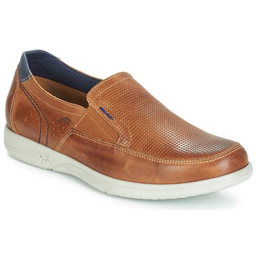 Obuća Muškarci  Slip-on cipele Fluchos SUMATRA Smeđa