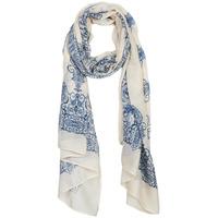 Tekstilni dodaci Žene  Šalovi, pašmine i marame André BISOU Blue